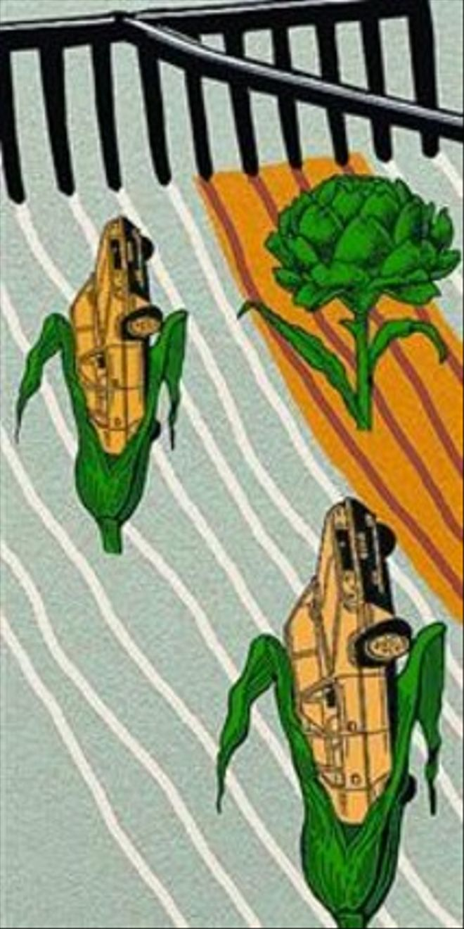 Agrocarburants: com i on