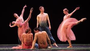 Ballet del teatro Mariinski, en su actuación en Peralada el año pasado.