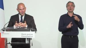 Jeröme Salomon, voz del Gobierno Macron sobre la pandemia