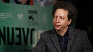 El cineasta mexicano Michel Franco.