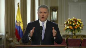 El president de Colòmbia acusa Maduro que part de les FARC tornin a les armes