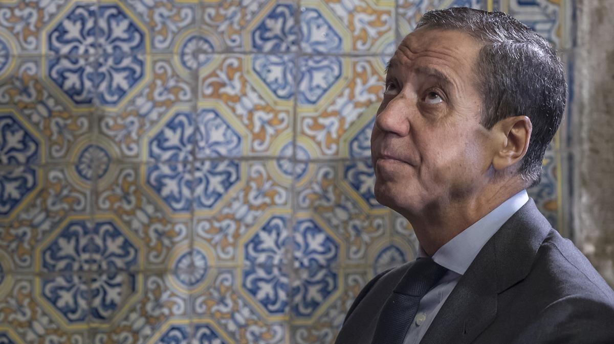 Zaplana dimiteix com a conseller de Logista abans que el destitueixin