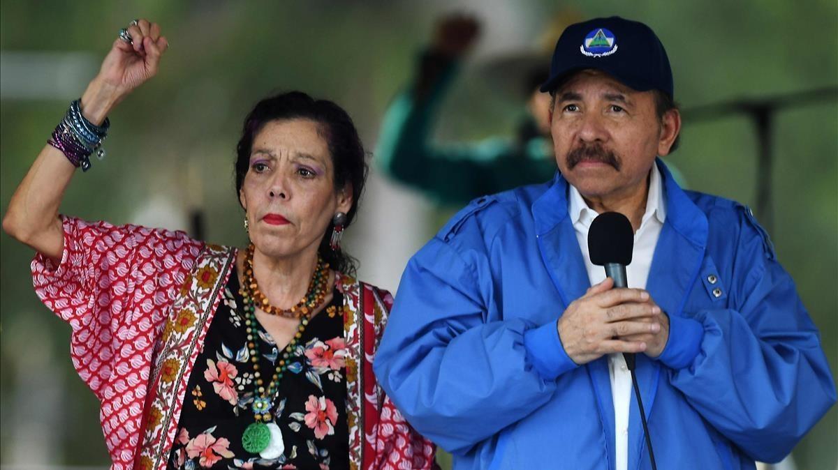 Tercer día de paro nacional en Nicaragua contra Ortega