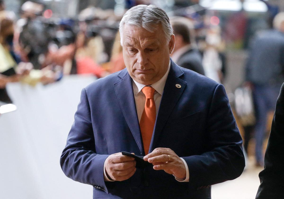 El primer ministre d'Hongria convoca un referèndum sobre la llei que atempta contra la comunitat LGBTI