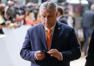 El primer ministro húngaro, Viktor Orbán.