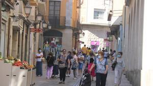 Figueres tanca els parcs i suspèn Sant Jordi pel coronavirus