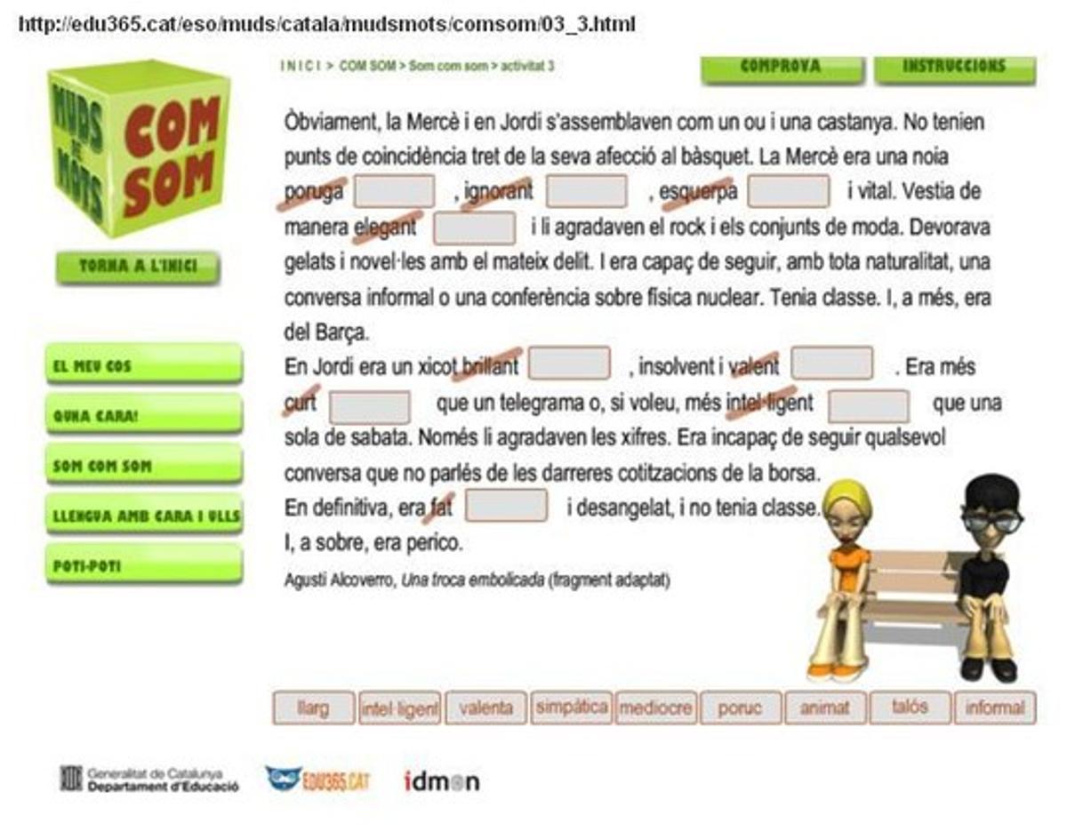 El polémico texto sobre el Espanyol