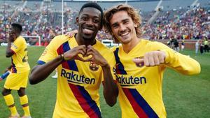 El Barça arribarà llançat a Bilbao