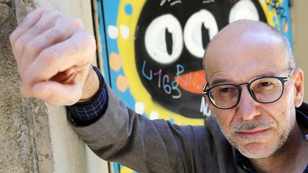 Eugenio Fuentes se submergeix en la trama franquista de robatori de nens a 'Piedras negras'
