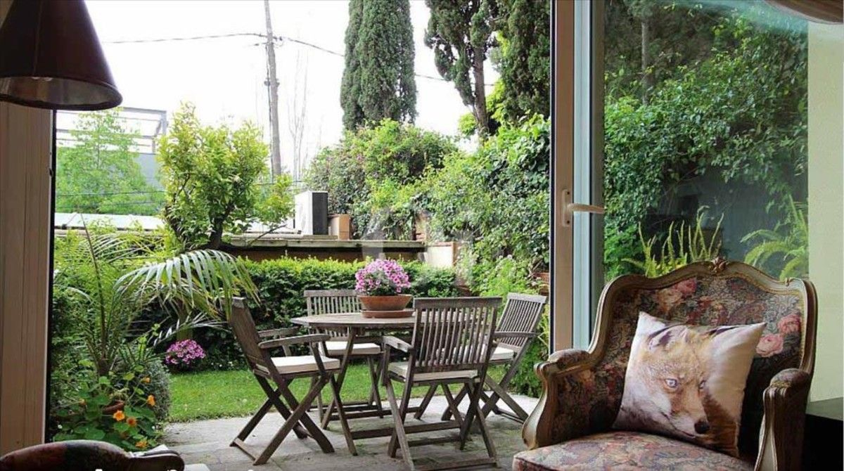 Imagen de una de las viviendas a la venta en la Bonanova de Barcelona