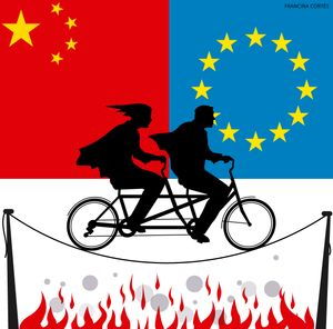 El tàndem Pequín-Brussel·les