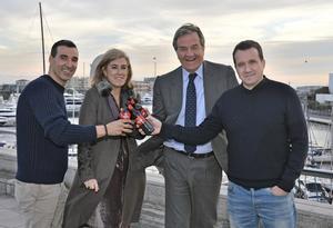 Acuerdo entre Damm y Barcelona Tech City.
