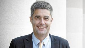 Lluís Gómez, nuevo comisionado de Empresa e Innovación del Ayuntamiento de Barcelona.