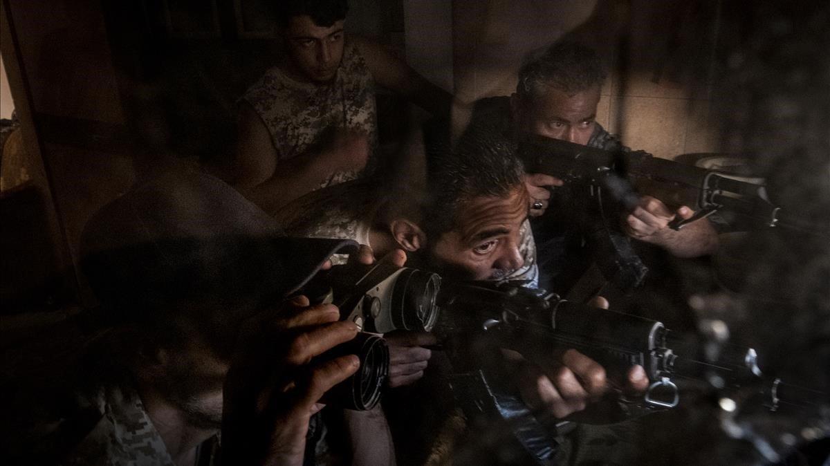 Les tres guerres de Líbia