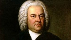 Retrato de Bach pintado por Elias Gottlob Haussmann