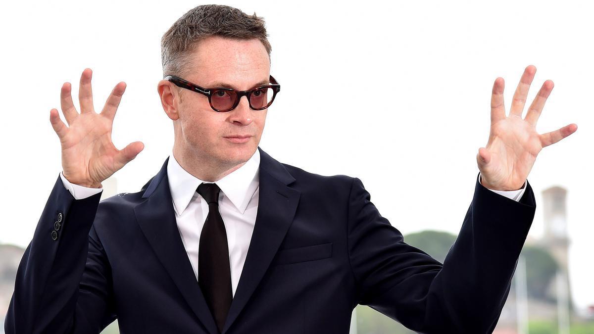 Nicolas Winding Refn, en el festival de Cannes del 2019.