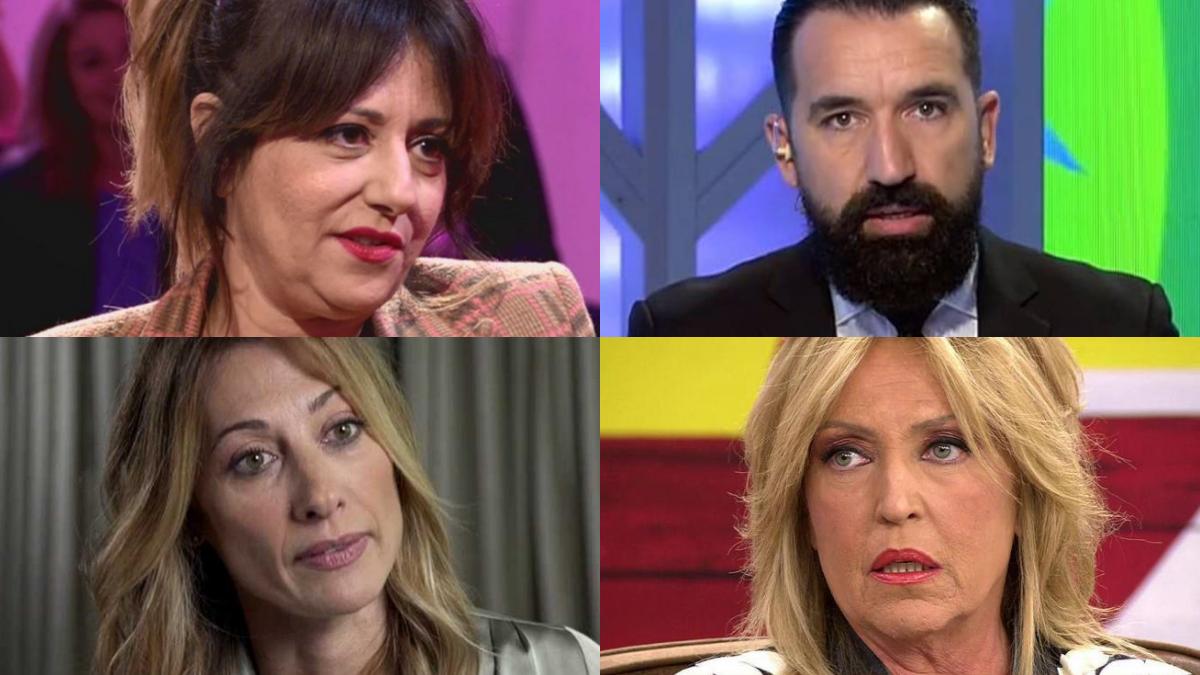 Algunos de los famosos que han denunciado que no han cobrado sus participaciones en las producciones de José Luis Moreno