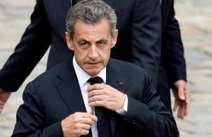 El expresidente francés Nicolas Sarkozy.