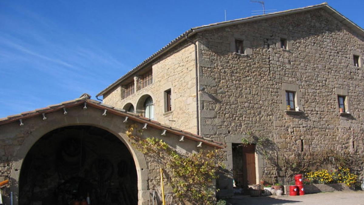 Aragonès i Sànchez van segellar l'acord de Govern el cap de setmana en dues masies