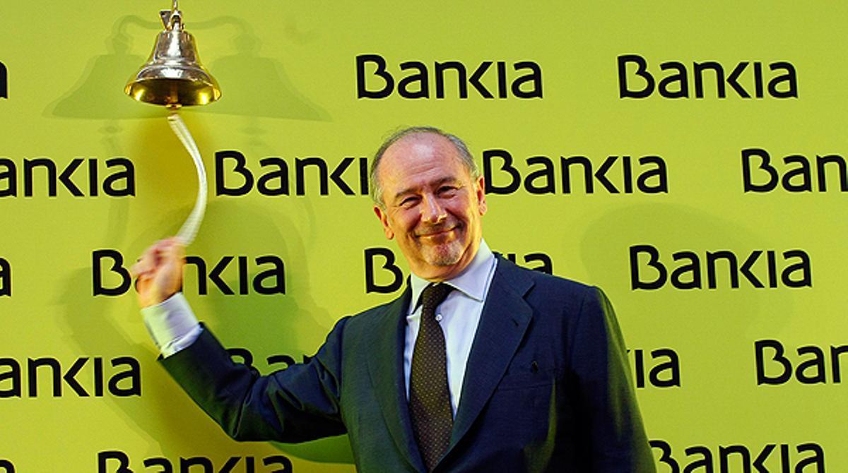 Los exdirectivos de Bankia se sentarán en el banquillo.