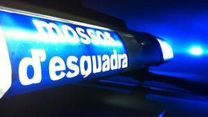 Enxampat un conductor drogat en sentit contrari a l'A-2 de Barcelona