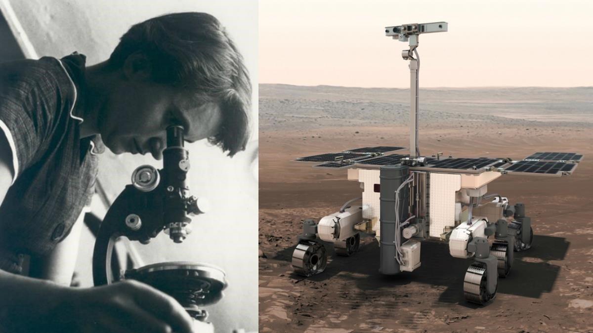 El nuevo robot explorador de Marte llevará el nombre de Rosalind Franklin