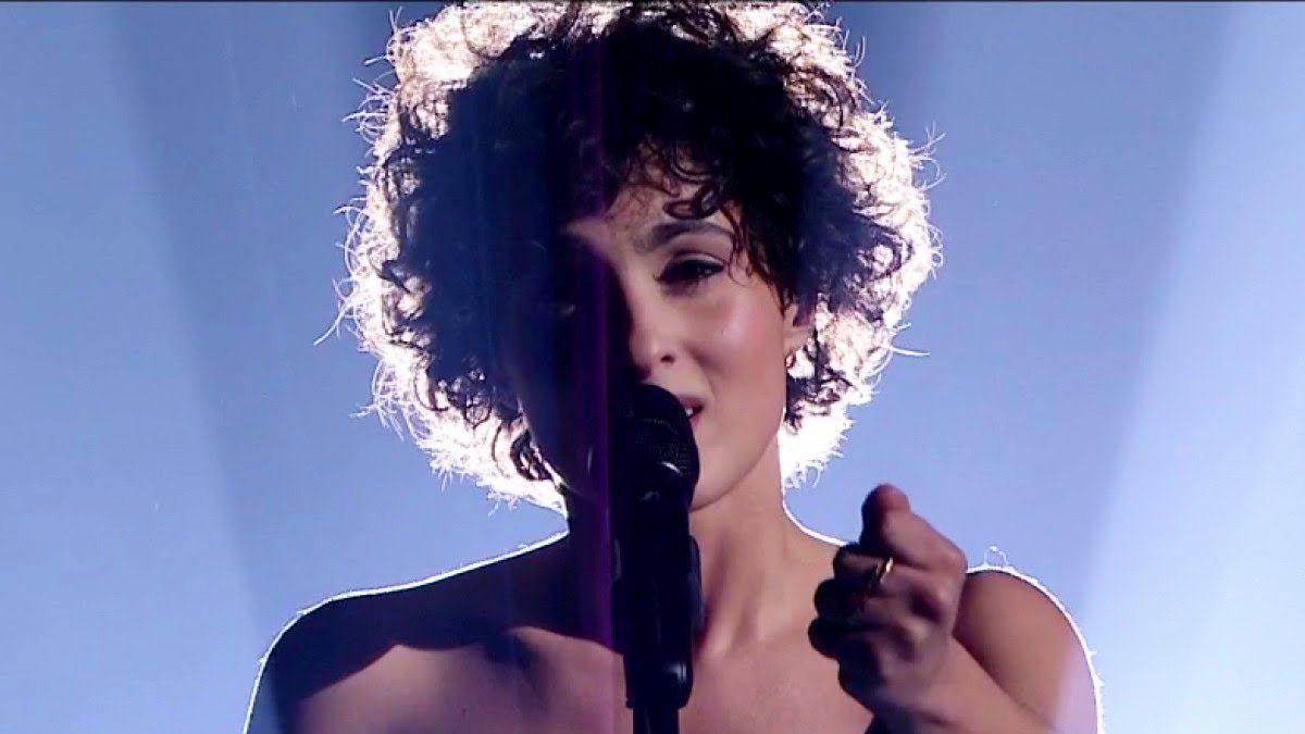 Barbara Pravi, representante francesa, parte como una de las favoritas de Eurovisión 2021.