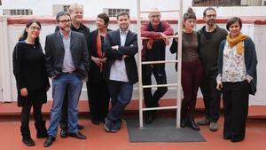 Una novel·la situada enmig del drama dels refugiats, premi Sant Jordi