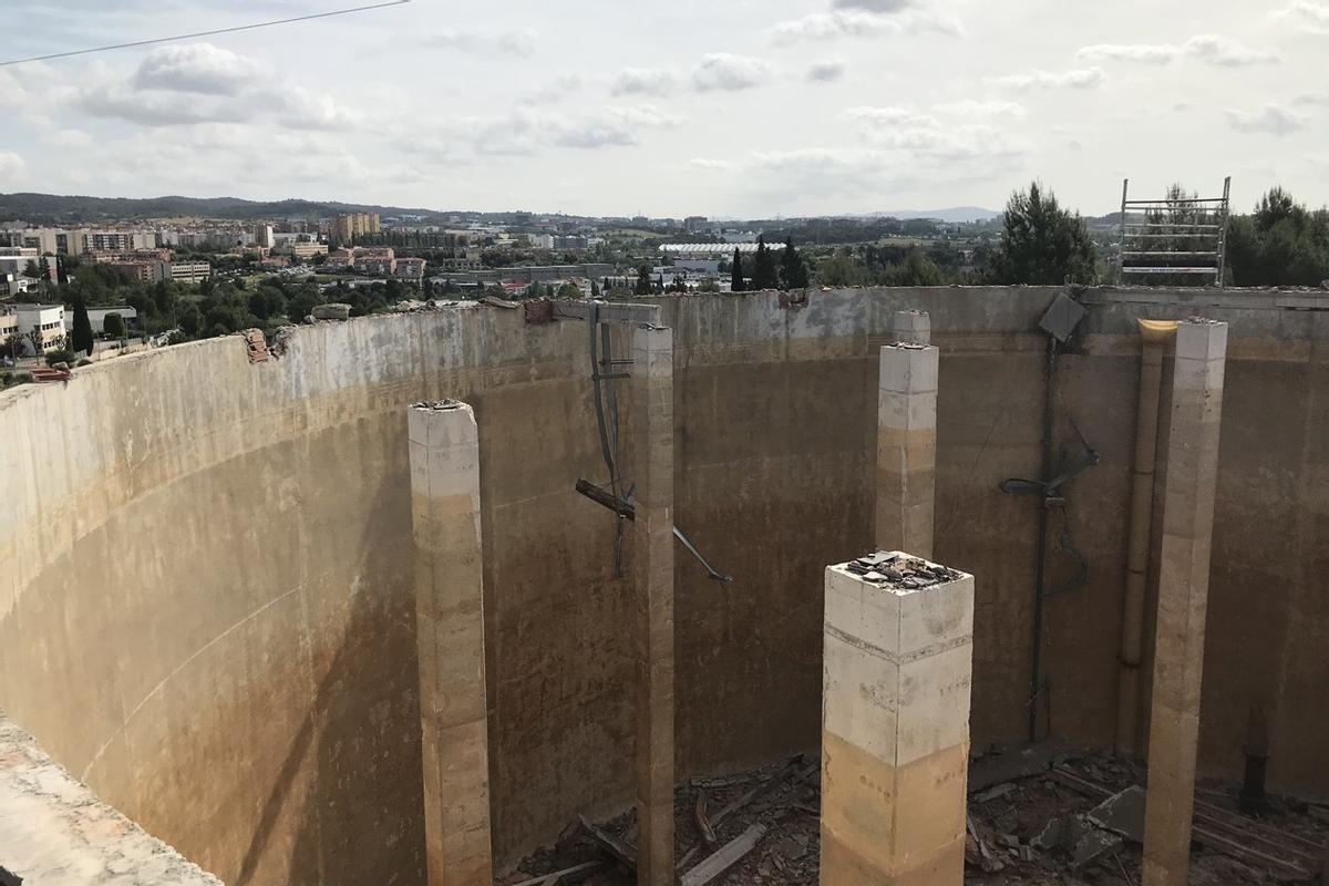Depósito de Cova Solera