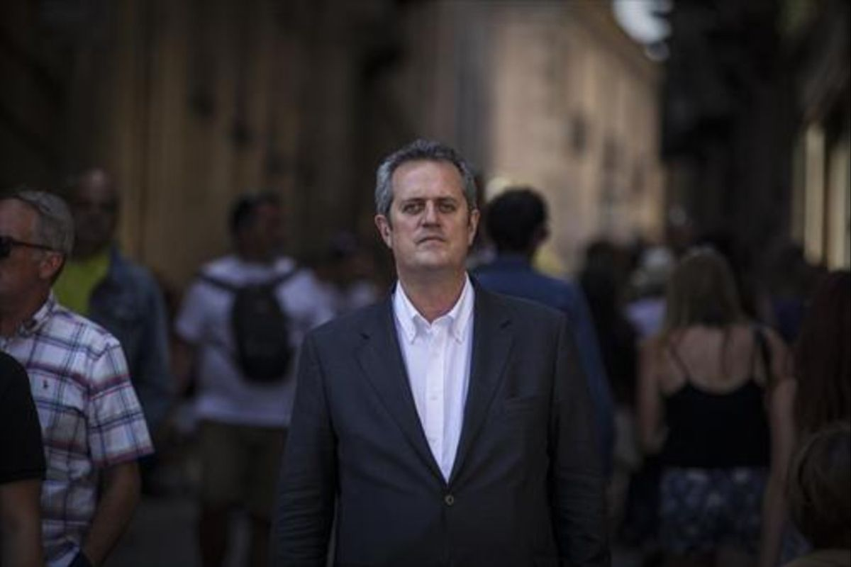 El 'exconseller' de Interior Joaquim Forn.