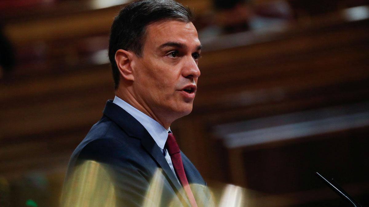 Pedro Sánchez: el PSOE nunca jamás aceptará un referéndum de autodeterminación.