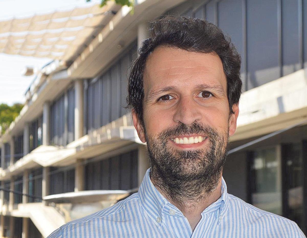 Gonzalo Poveda, responsable de vinculación de nuevos clientes de BBVA en España.