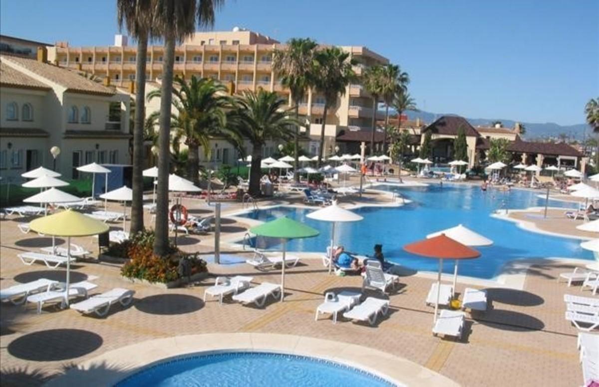 Hotel Pueblo Camino Real, en Torremolinos (Málaga).