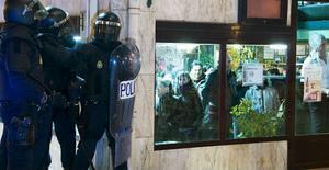 La manifestación de 5.000 vecinos de Gamonal acaba con nuevas revueltas.