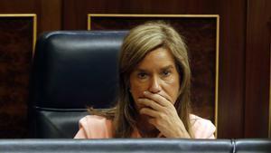 La exministra de Sanidad Ana Mato en una foto de archivo.