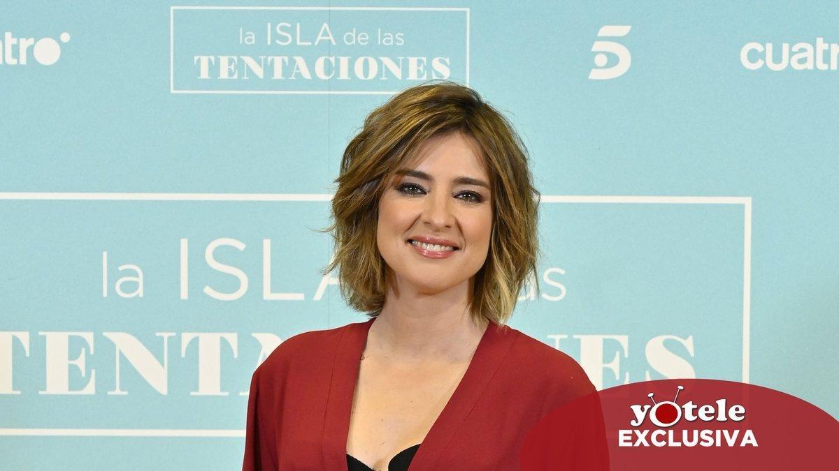 Mediaset elige a Sandra Barneda para presentar la segunda edición de 'La isla de las tentaciones'
