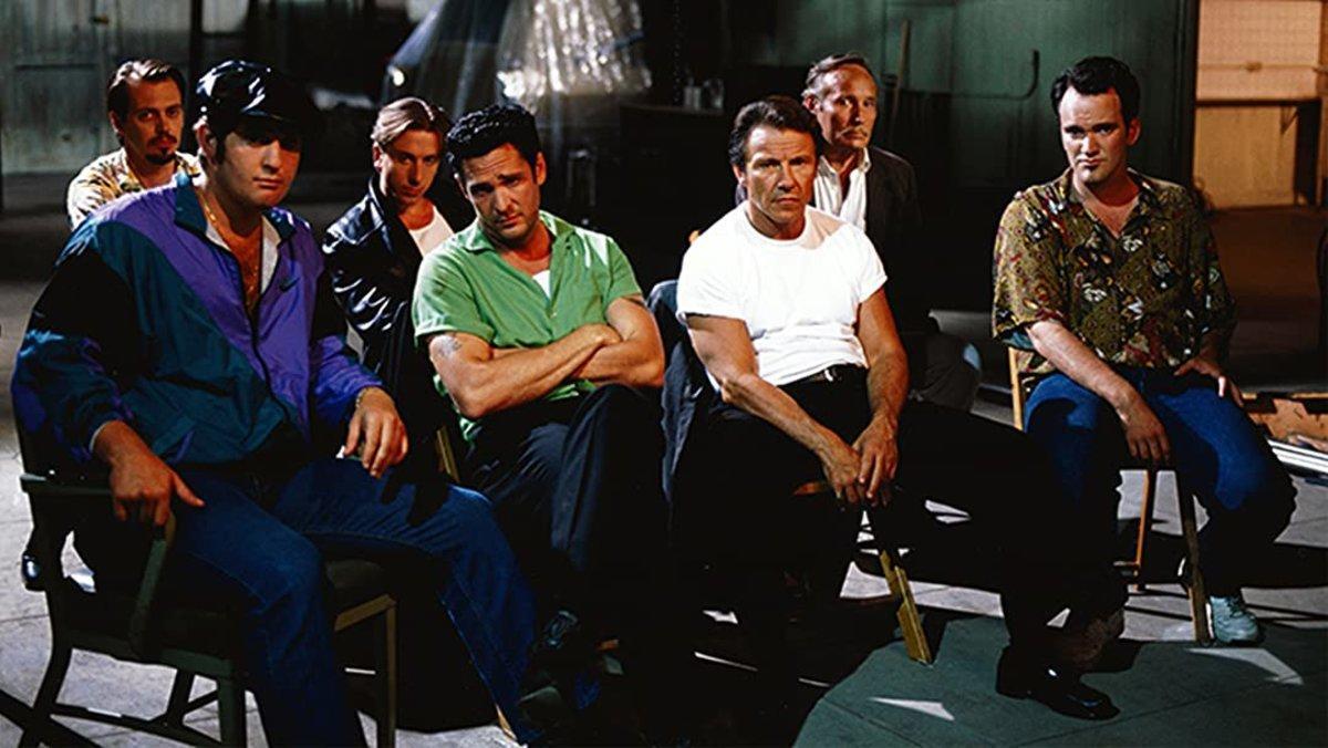 Un fotograma de 'Tarantino total'