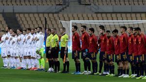 El nyap de TVE: ESPANYA vs. kosovo