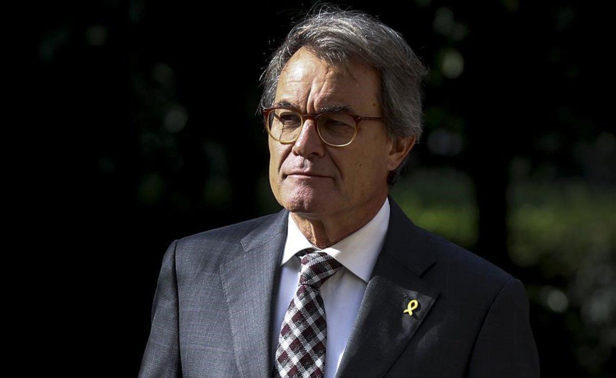 El 'expresident' Artur Mas.