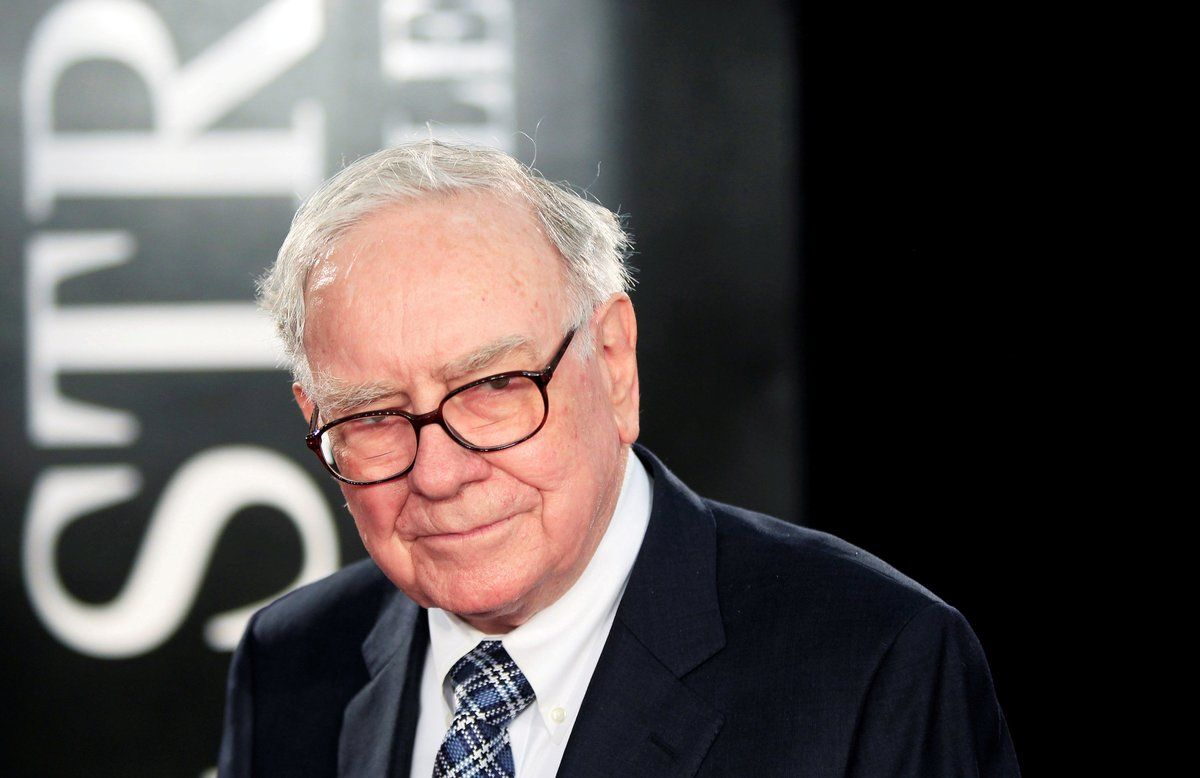 Warren Buffet es uno de los inversores en bolsa más conocidos y exitosos del mundo.