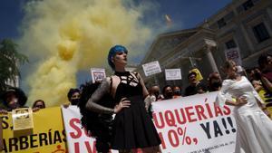 Les perruqueries es queden sense una rebaixa de l'IVA al 10% malgrat el recolzament polític