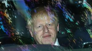 Les màscares de Johnson davant el 'brexit'