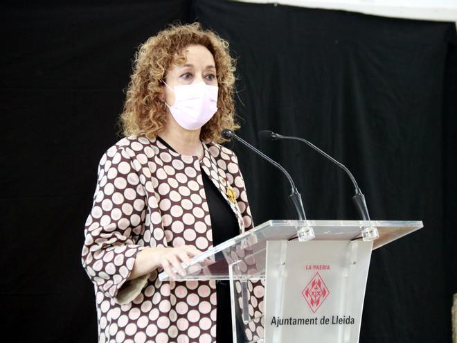 """Ester Capella se postula para """"acompañar"""" a Ernest Maragall en las municipales de 2023"""
