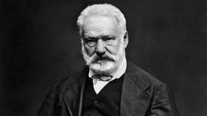 Victor Hugo, hacia1880.