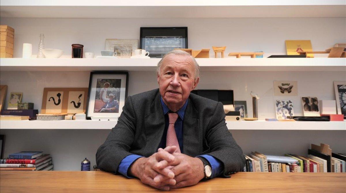 Mor el dissenyador Terence Conran, fundador d'Habitat