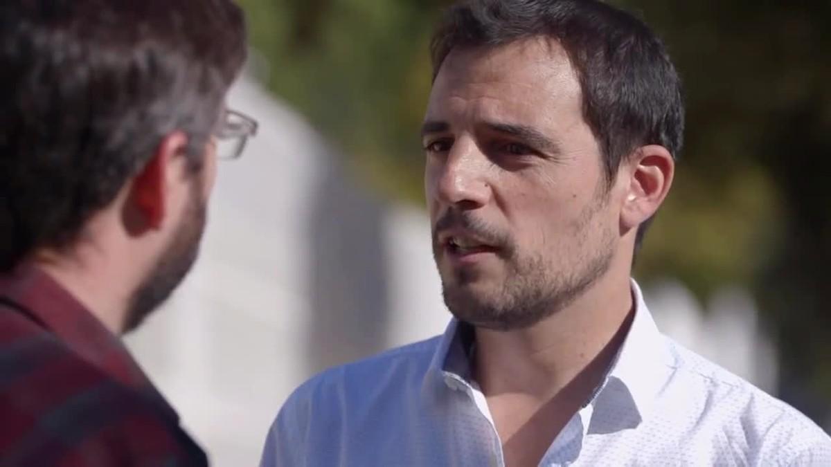 Jordi Évole y el castellano en las escuelas de Catalunya.