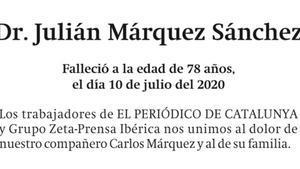 Julián Márquez Sánchez