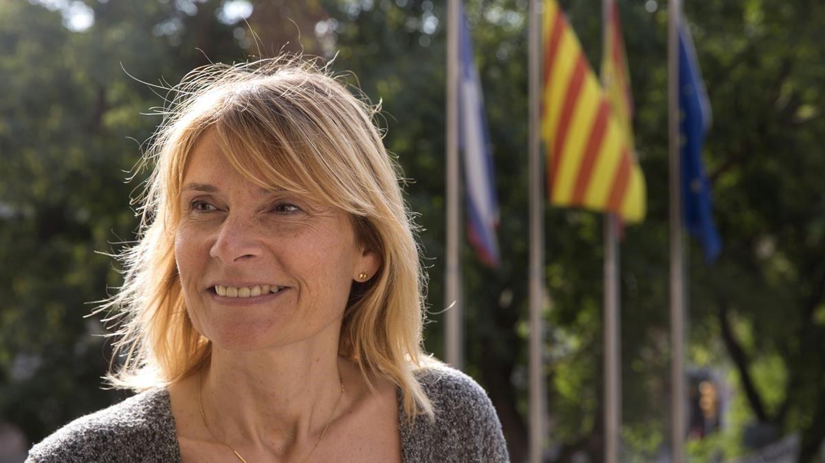 Lluïsa Moret Sabidó, alcaldesa de Sant Boi de Llobregat.