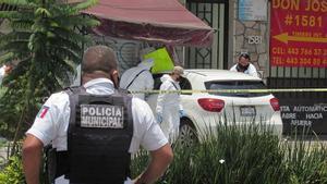 Tirotegen un periodista a Mèxic
