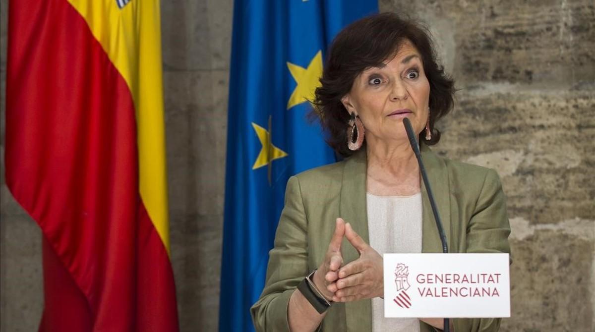 """El Govern espanyol """"estudiarà"""" rebaixar l'IVA de les compreses"""